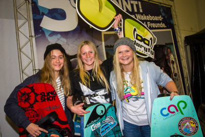 Wake-Masters 2016 Berlin_Podium Damen