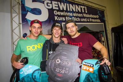 Wake-Masters 2016 Berlin_Podium Herren