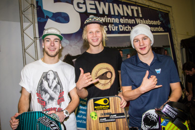 Wake-Masters 2016 Berlin_Podium Junioren