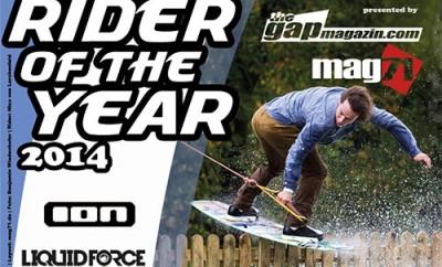 riderof the year